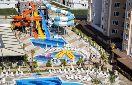 RAMADA RESORT LARA 5*