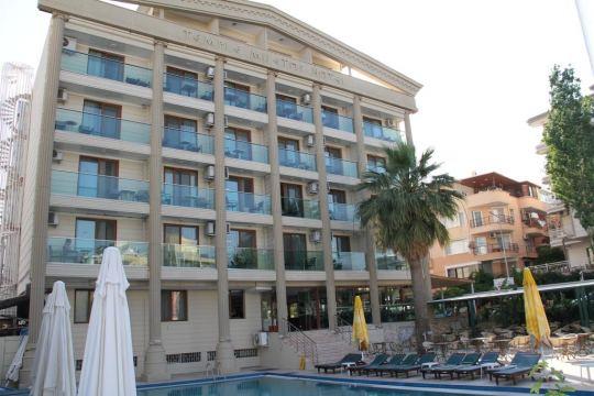 TEMPLE MILETOS HOTEL 3*