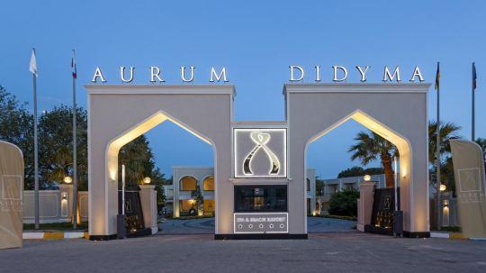 THE ROXY LUXURY SPA 5* /EX. AURUM DIDYMA SPA/