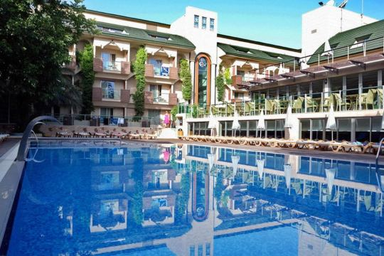 IRON AMBASSADOR PLAZA HOTEL 4*