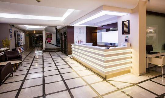 DERICI HOTEL 4*