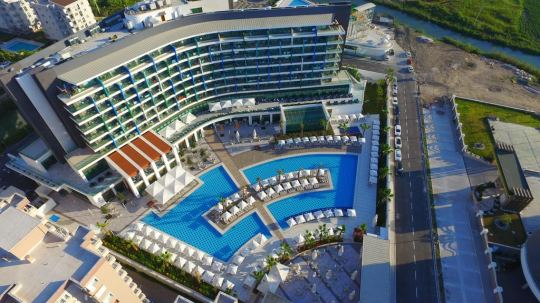 WIND OF LARA HOTEL & SPA 5*