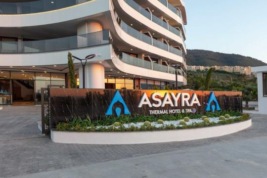 ASAYRA THERMAL HOTEL & SPA 5*