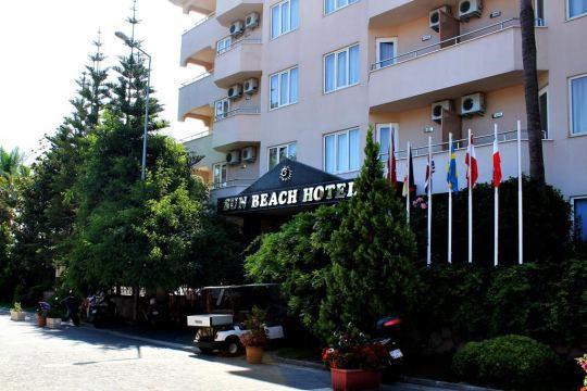 SUN BEACH HOTEL 3*