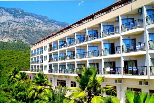 MAGIC SUN KEMER HOTEL 4 *