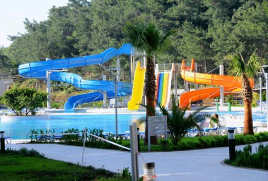 GREEN NATURE RESORT & SPA  5 *
