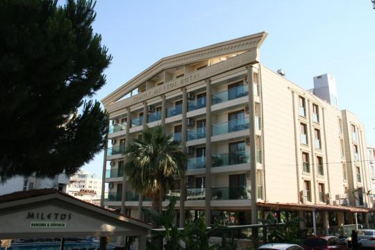 TEMPLE MILETOS HOTEL 3*