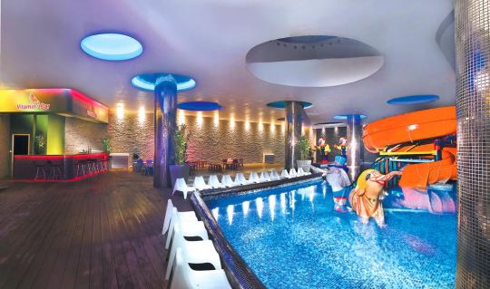 ILICA SPA & WELLNESS THERMAL RESORT 5*