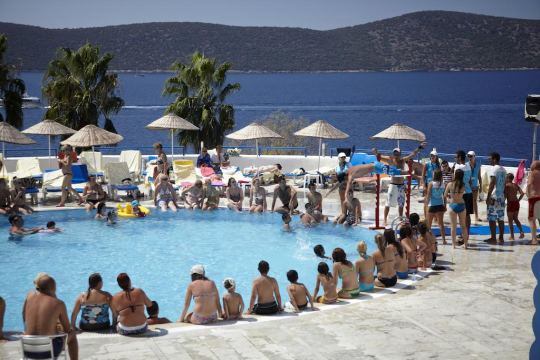BODRUM HOLIDAY RESORT & SPA 5*