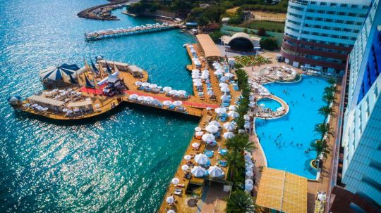 ORANGE COUNTY ALANYA 5*