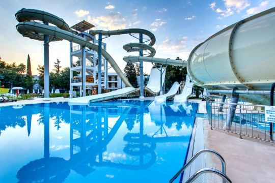 SHERWOOD EXCLUSIVE KEMER 5*