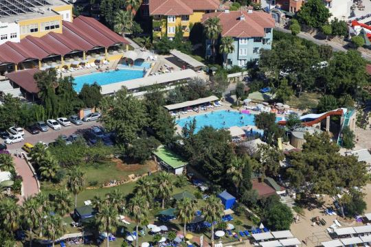 ARMAS GREEN FUGLA BEACH 4*