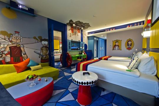RIXOS LAND OF LEGENDS 5*