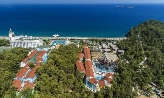 AMARA DOLCE VITA LUXURY RESORT 5*